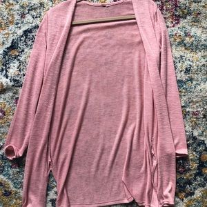 H&M pink duster
